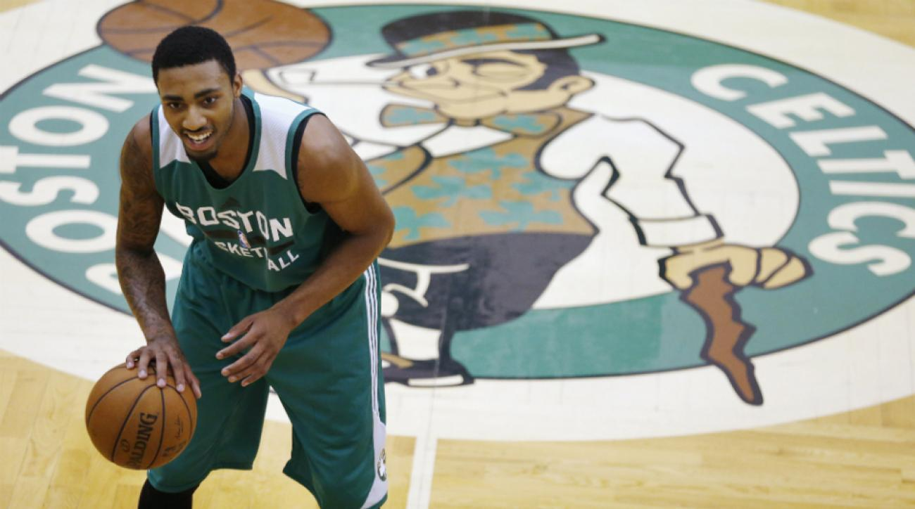 Celtics rookie James Young hamstring injury