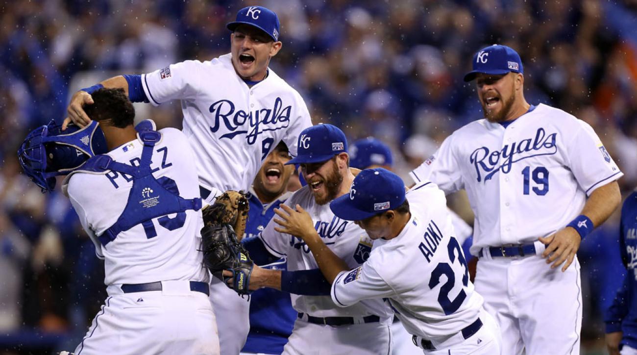 Kansas City Royals 2014 ALCS
