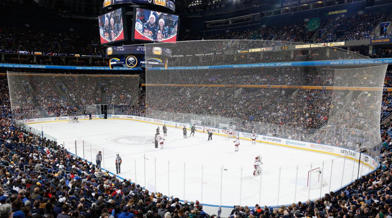 Buffalo First Niagara Center