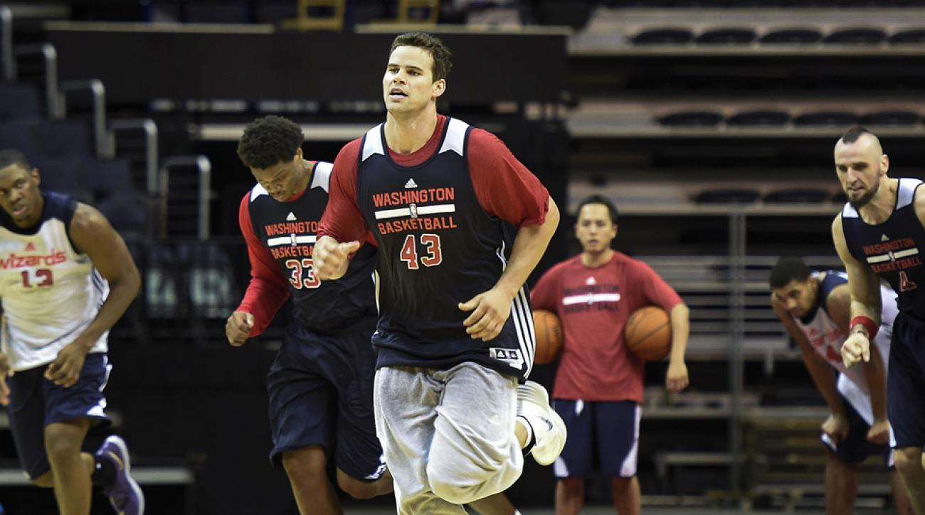 kris humphries wizards injury