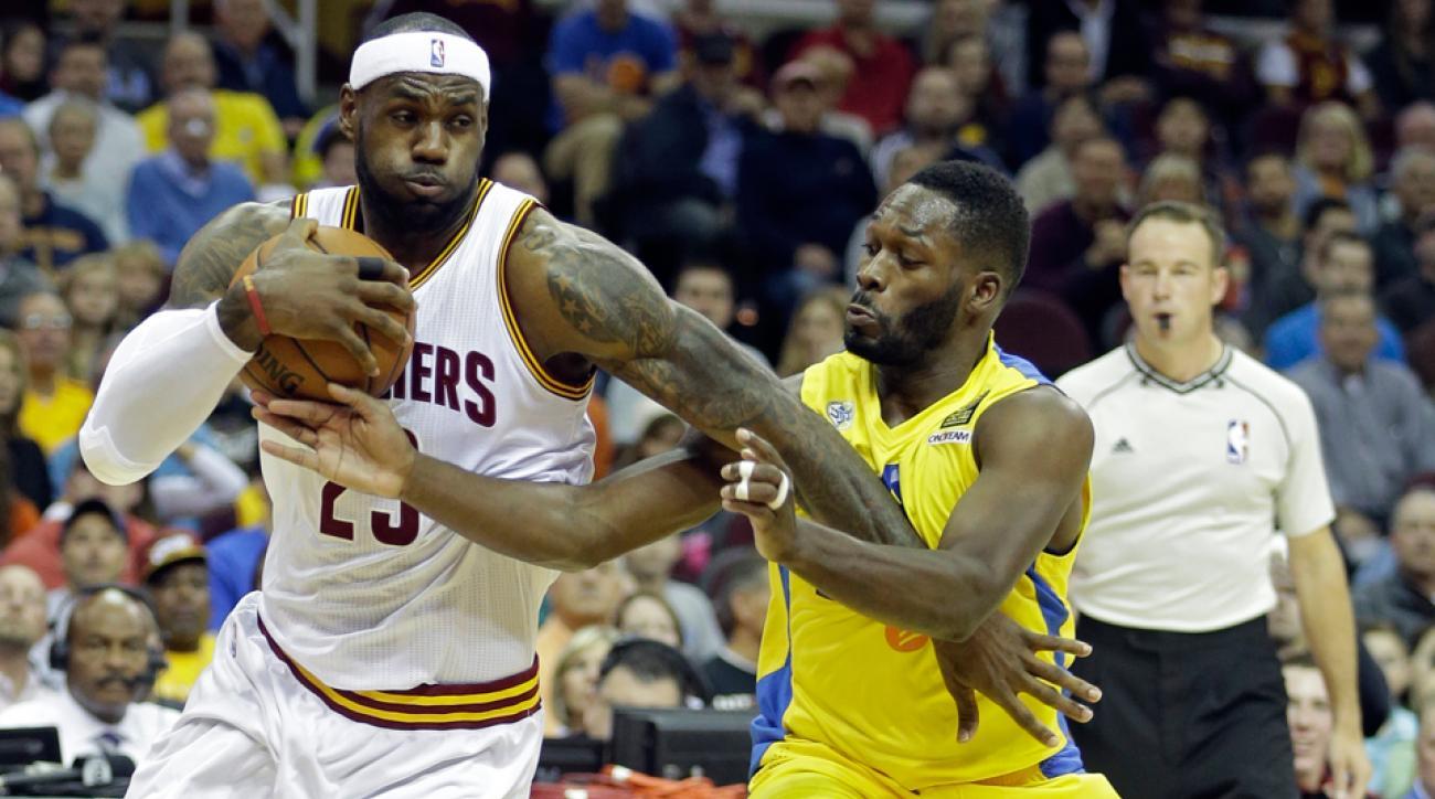LeBron James Cleveland Cavaliers preseason