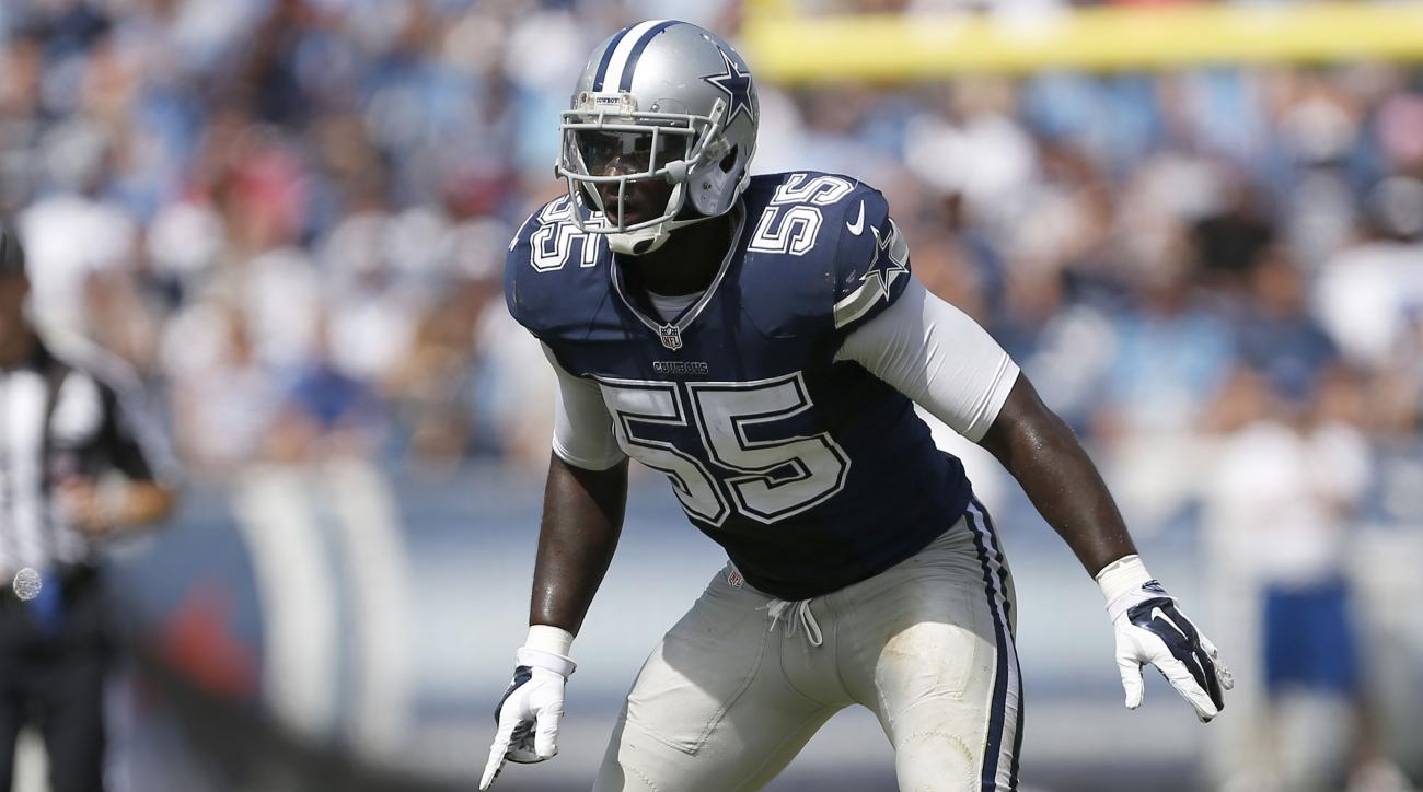 Cowboys Rolando McClain groin injury