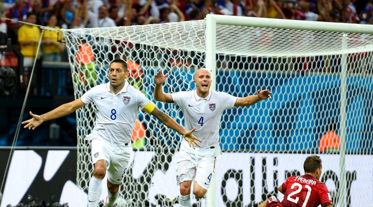 USMNT roster vs Honduras clint dempsey michael bradley