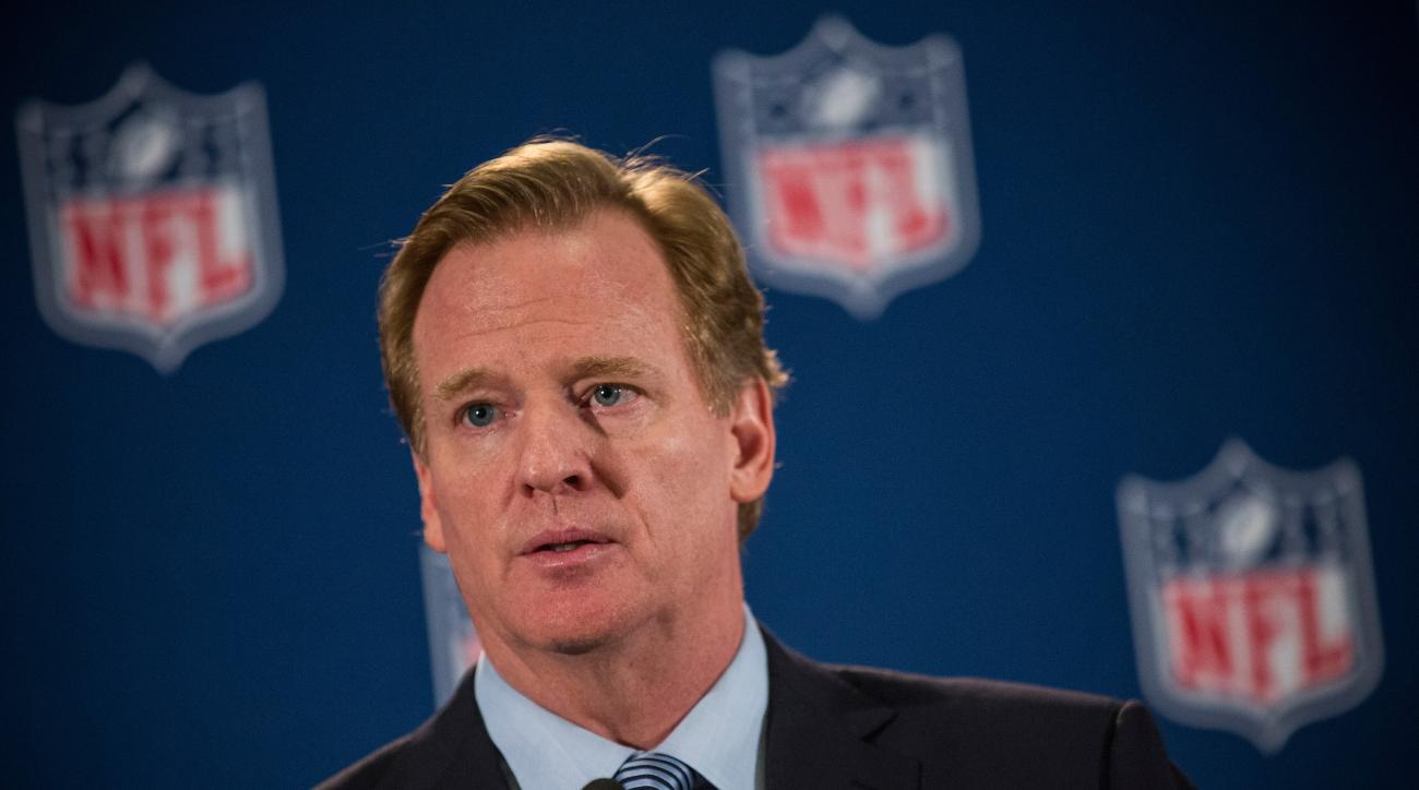 Roger Goodell, Roger Goodell wants to possibly strip teams of draft picks, Roger Goodell wants tougher personal-conduct policy