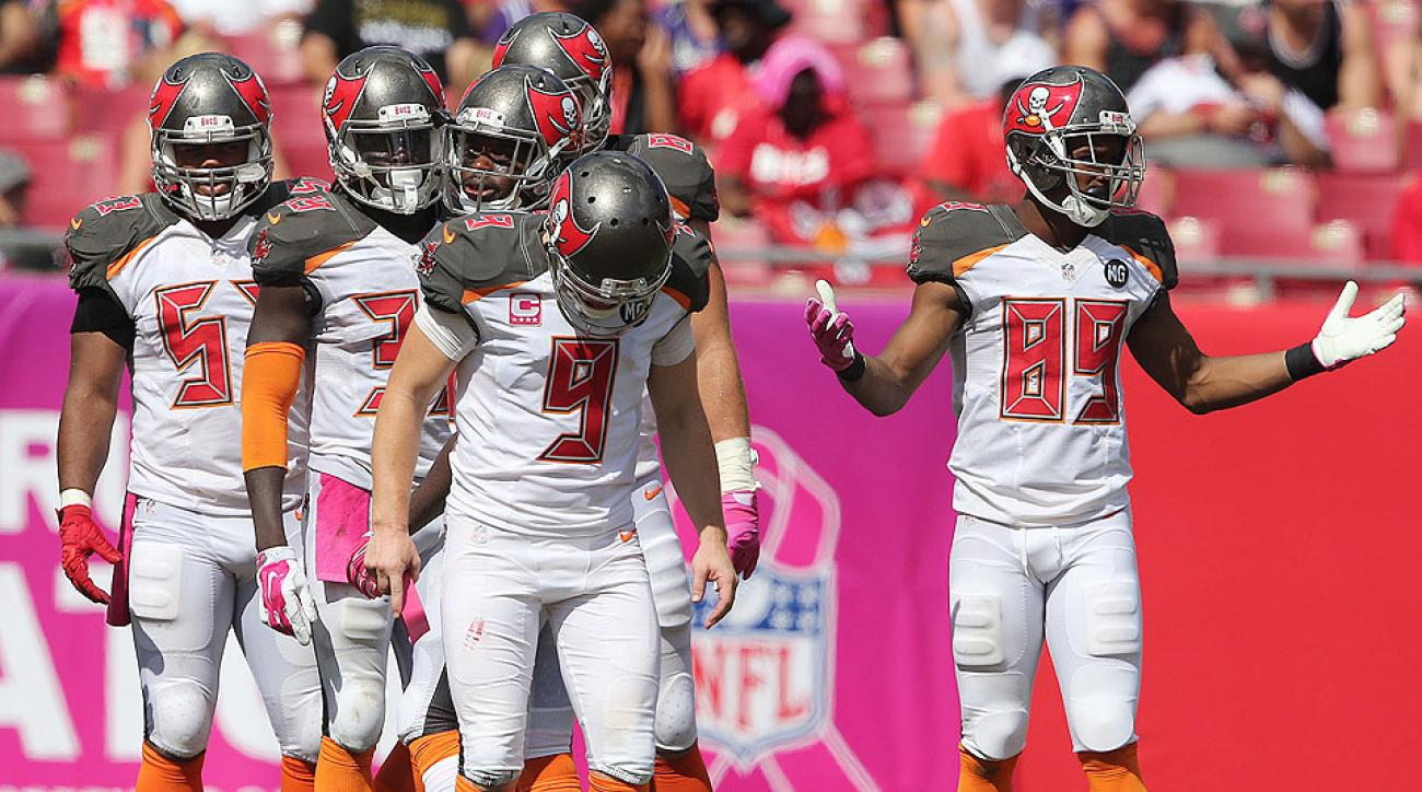 NFL Week 6: Tampa Bay Buccaneers continue to crumble in Lovie Smith's 1st year