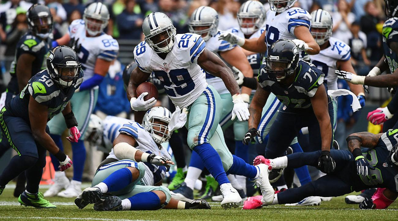 Dallas Cowboys beat up Seattle Seahawks in NFL Week 6