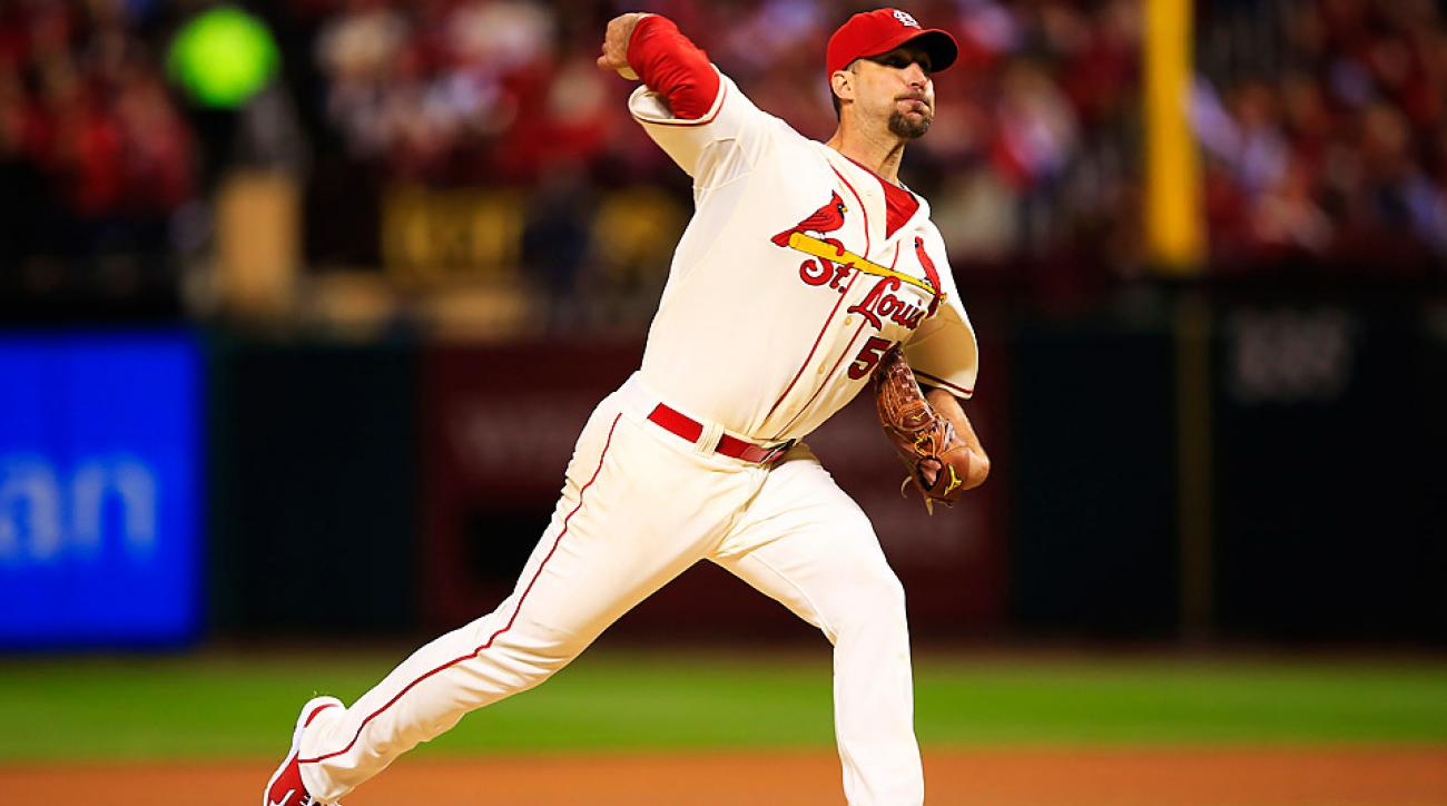 Three Strikes: Adam Wainwright isn't the same pitcher he used to be