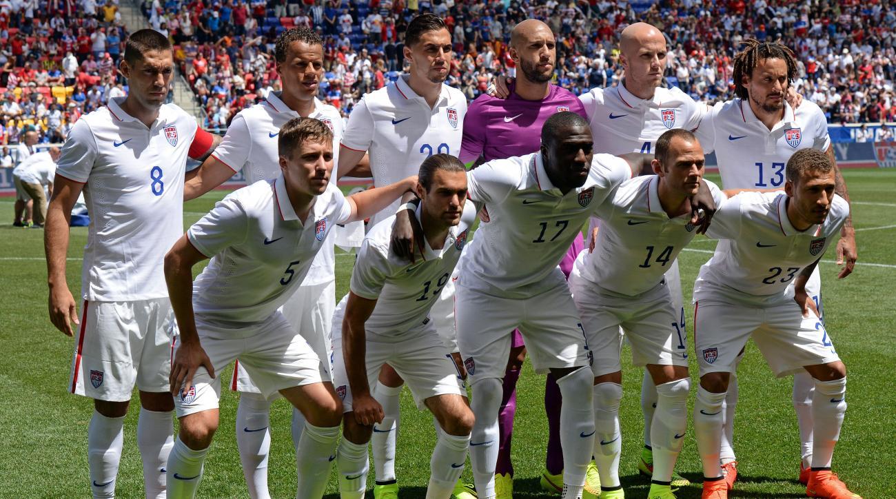 U.S. soccer Croatia friendly November