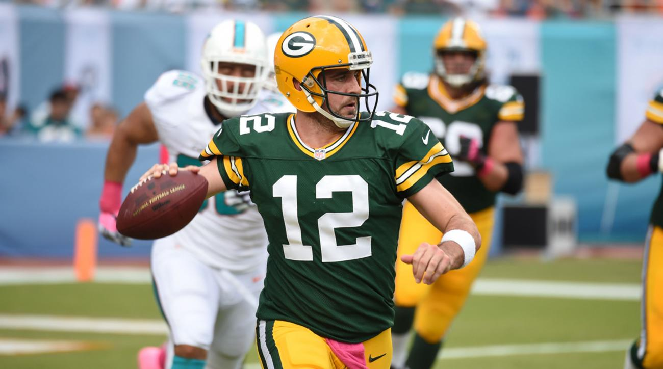 Packers Aaron Rodgers media access