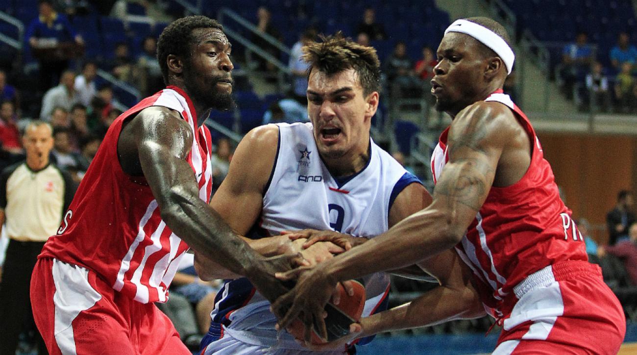 76ers' Dario Saric unhappy Turkish team benching