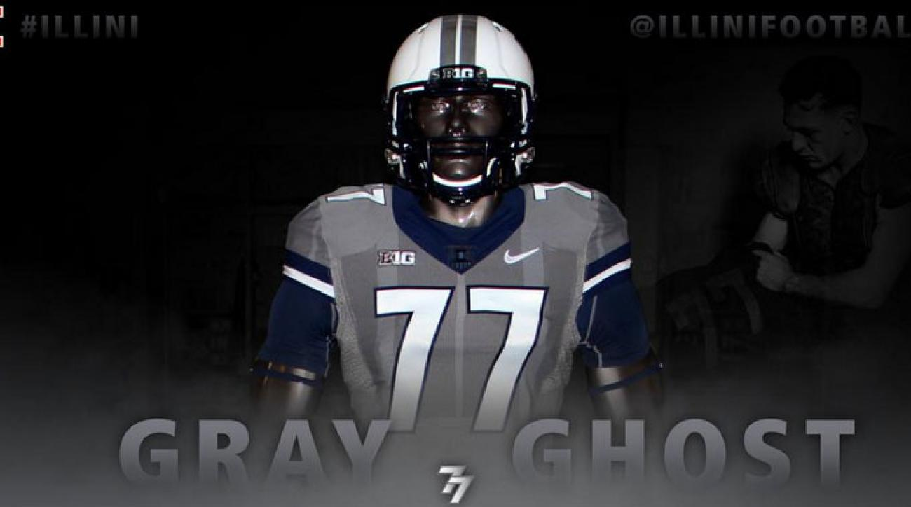 Illinois Gray Ghost uniforms
