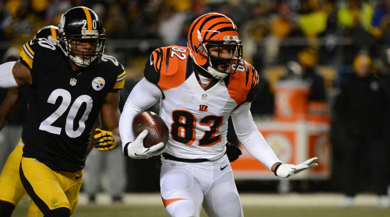 Bengals WR Marvin Jones injury ankle specialist