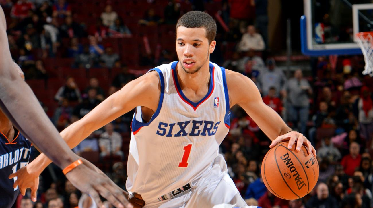 76ers tried to trade Michael Carter-Williams