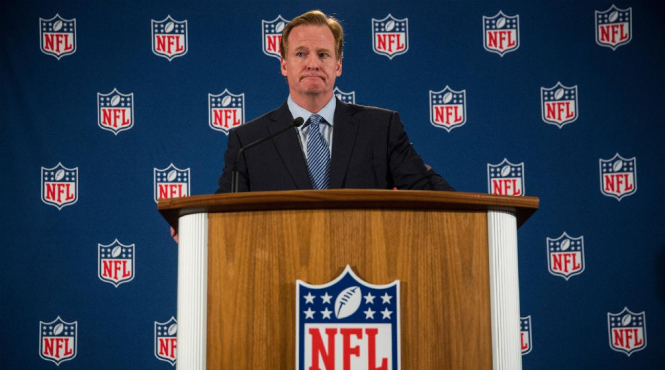 NFL commissioner Roger Goodell meeting DeMaurice Smith conduct policy