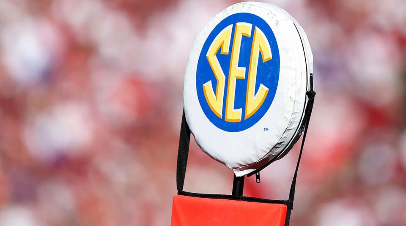 SEC 2015 football schedule
