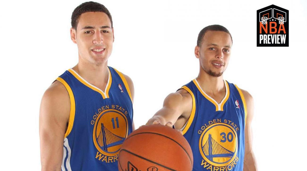 Klay Thompson; Stephen Curry