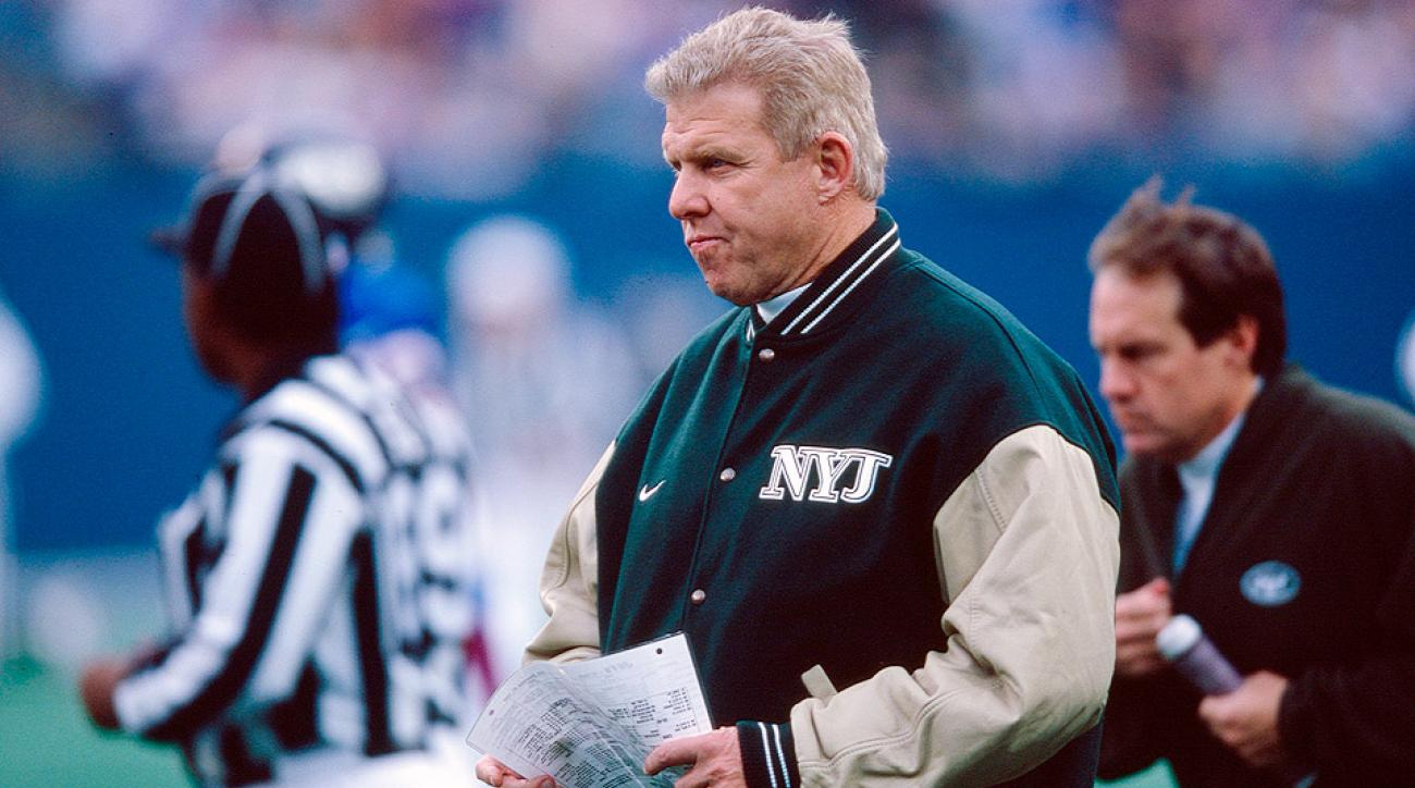 Bill Parcells talks Bill Belichick's defection from New York Jets