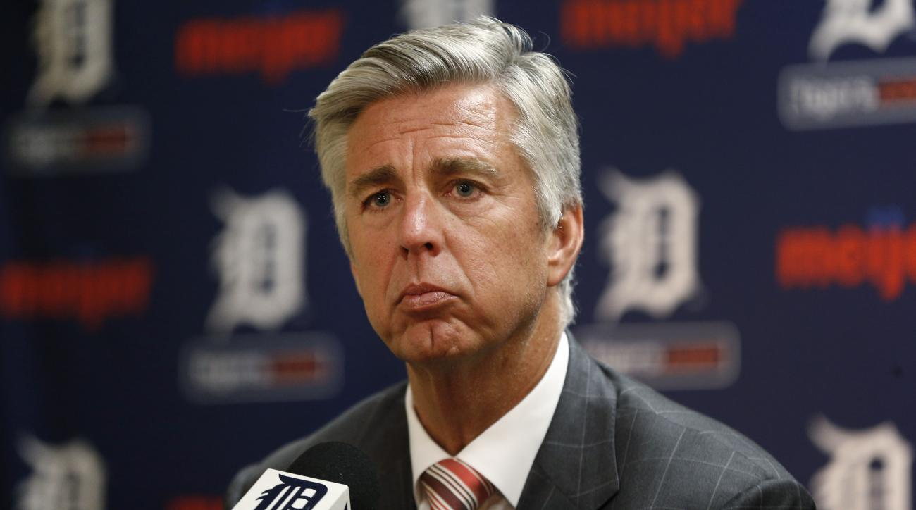 Detroit Tigers offseason centerfield, bullpen
