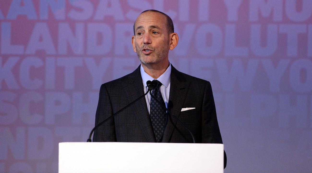 MLS commissioner Don Garber had pointed remarks for Jurgen Klinsmann after he made critical remarks about the league.