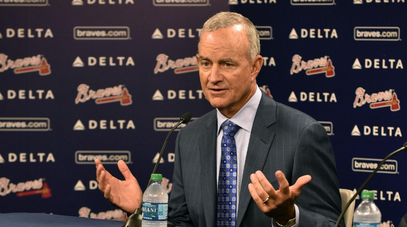 Braves interim GM John Hart turns down full-time