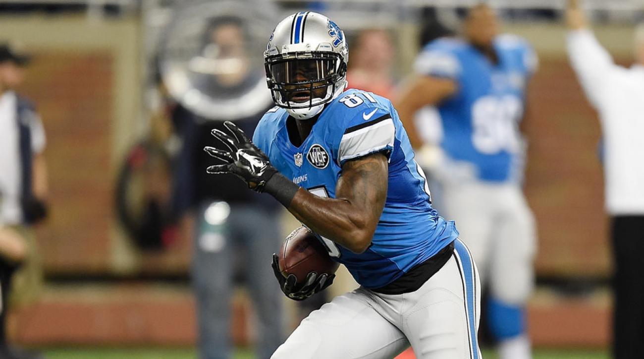 Detroit Lions Calvin Johnson
