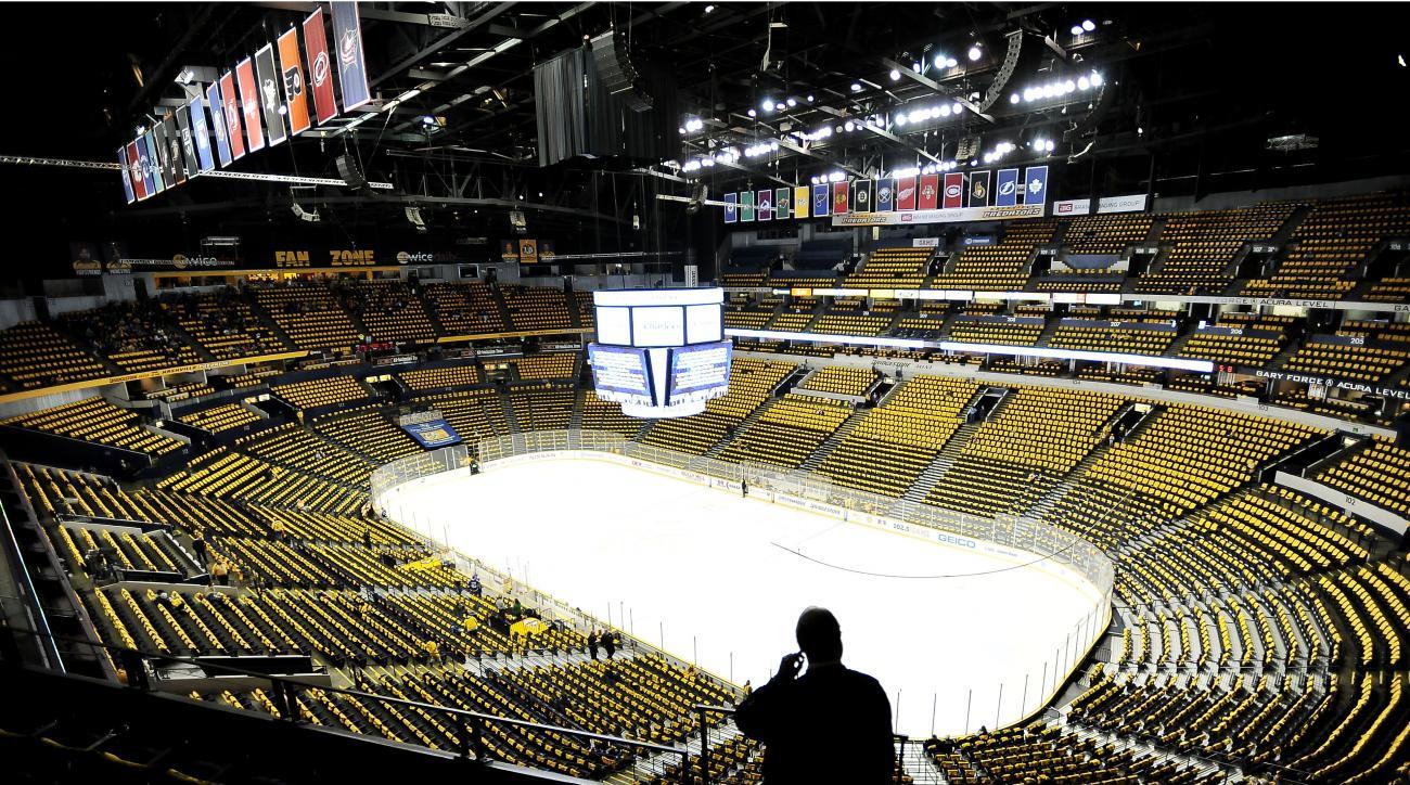 Nashville Predators host 2016 NHL All Star Game
