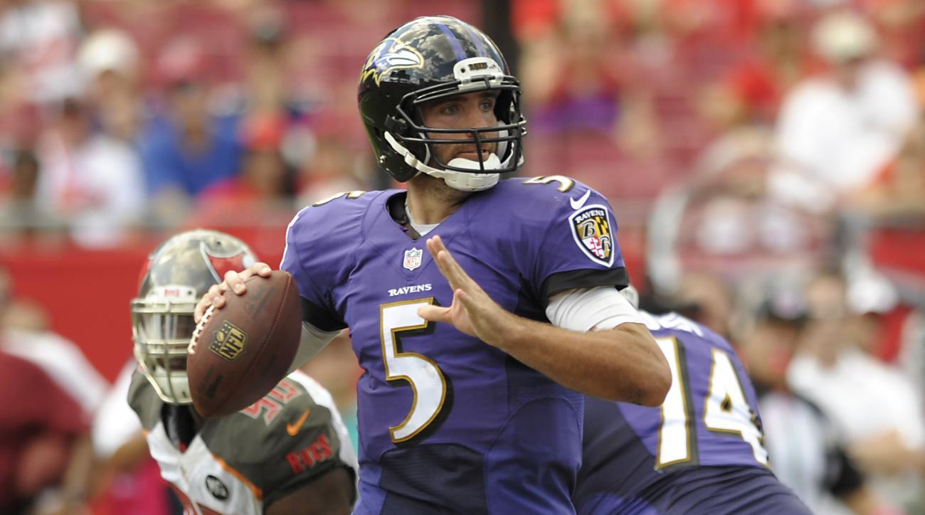 Watch Ravens vs Falcons online