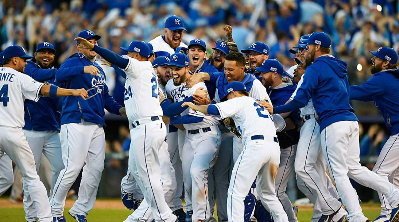 Royals to World Series