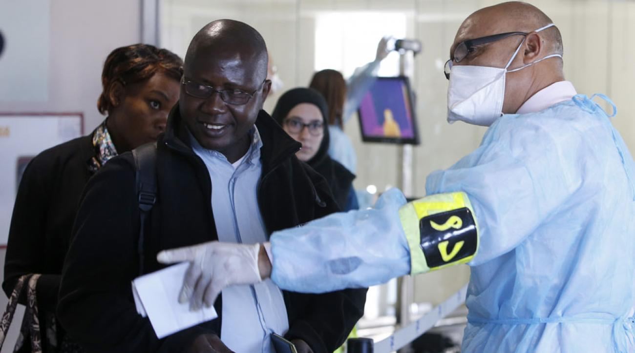 ebola outbreak morocco 2015 african cup nations