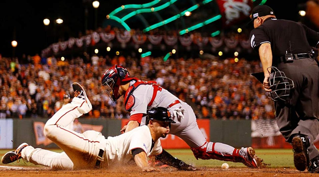 Giants Cardinals NLCS Game 4