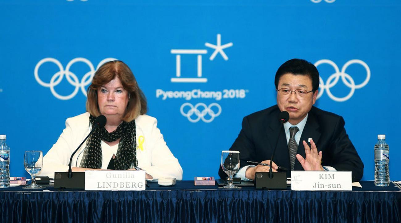 Pyeongchang 2018 Winter Olympics opening ceremony venue site