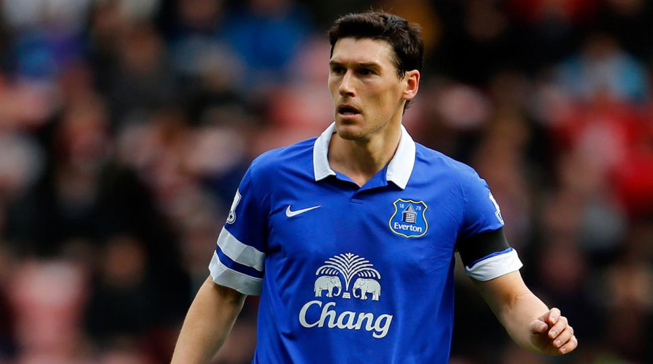 Everton Gareth Barry
