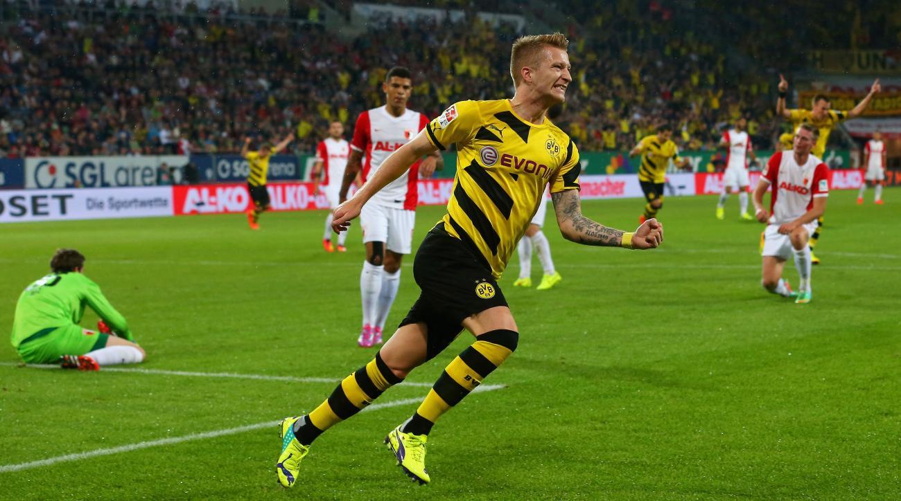 Dortmund's Marco Reus draws interest from Bayern Munich