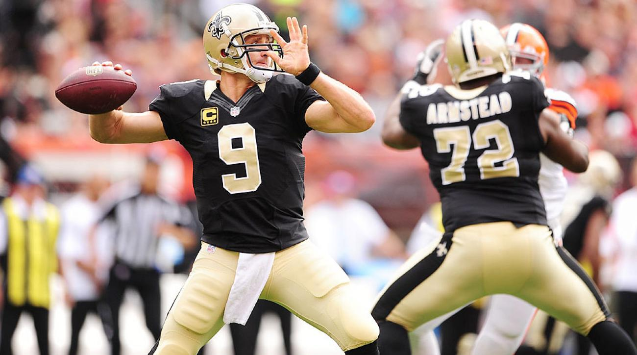 NFL Week 7: Upset picks, Drew Brees vs. Lions' defense, more analysis and matchups of this weekend's action