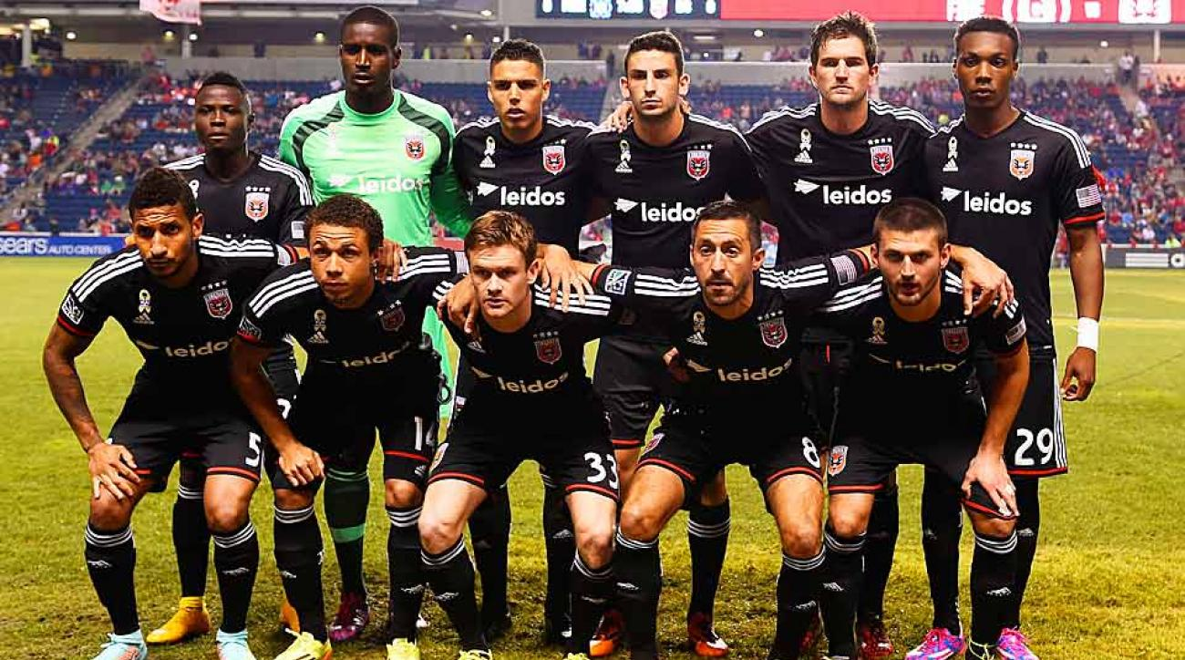 DC United wins MLS Eastern Conference