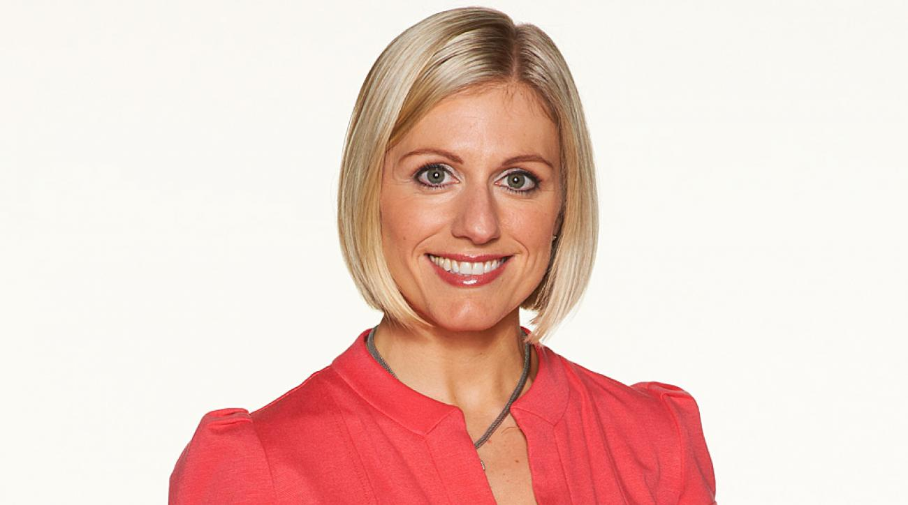 Rebecca Lowe NBC Sports