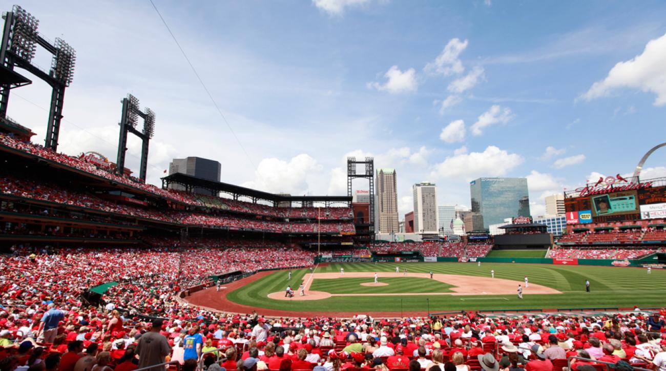Busch Stadium Cardinals
