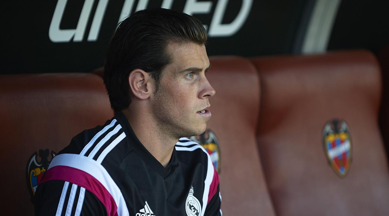 Real Madrid Gareth Bale injury