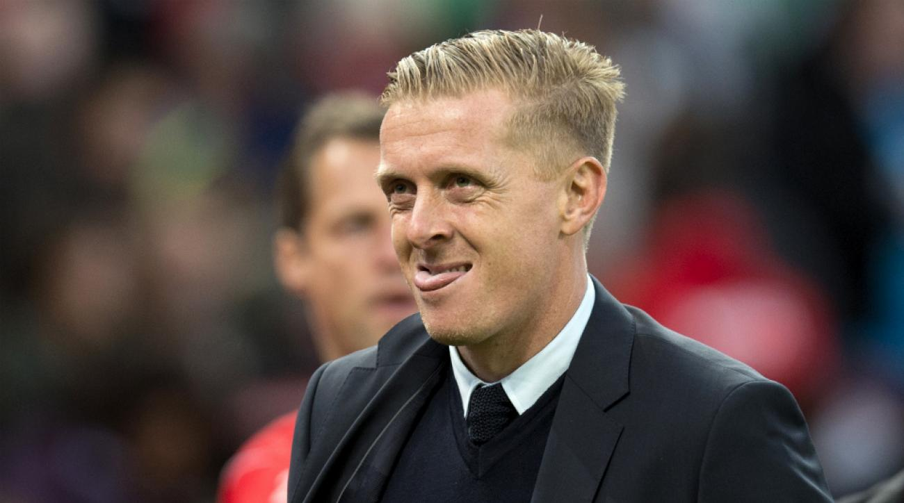 Swansea manager Garry Monk calls Victor Moses cheater