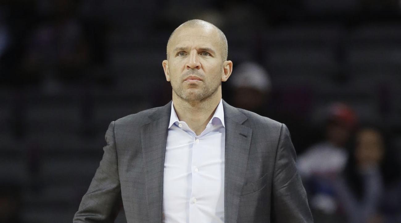 Nets Jason Kidd Bucks