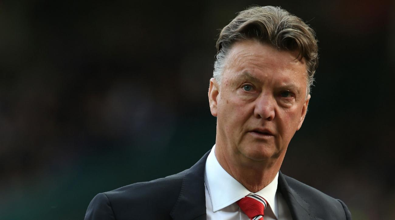 Manchester United manager Louis van Gaal three months