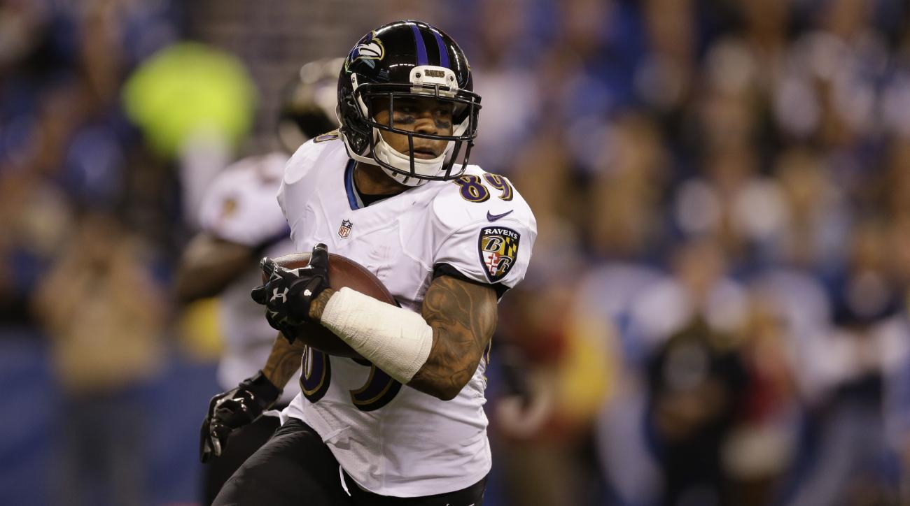 Ravens Steve Smith says NFC South is soft