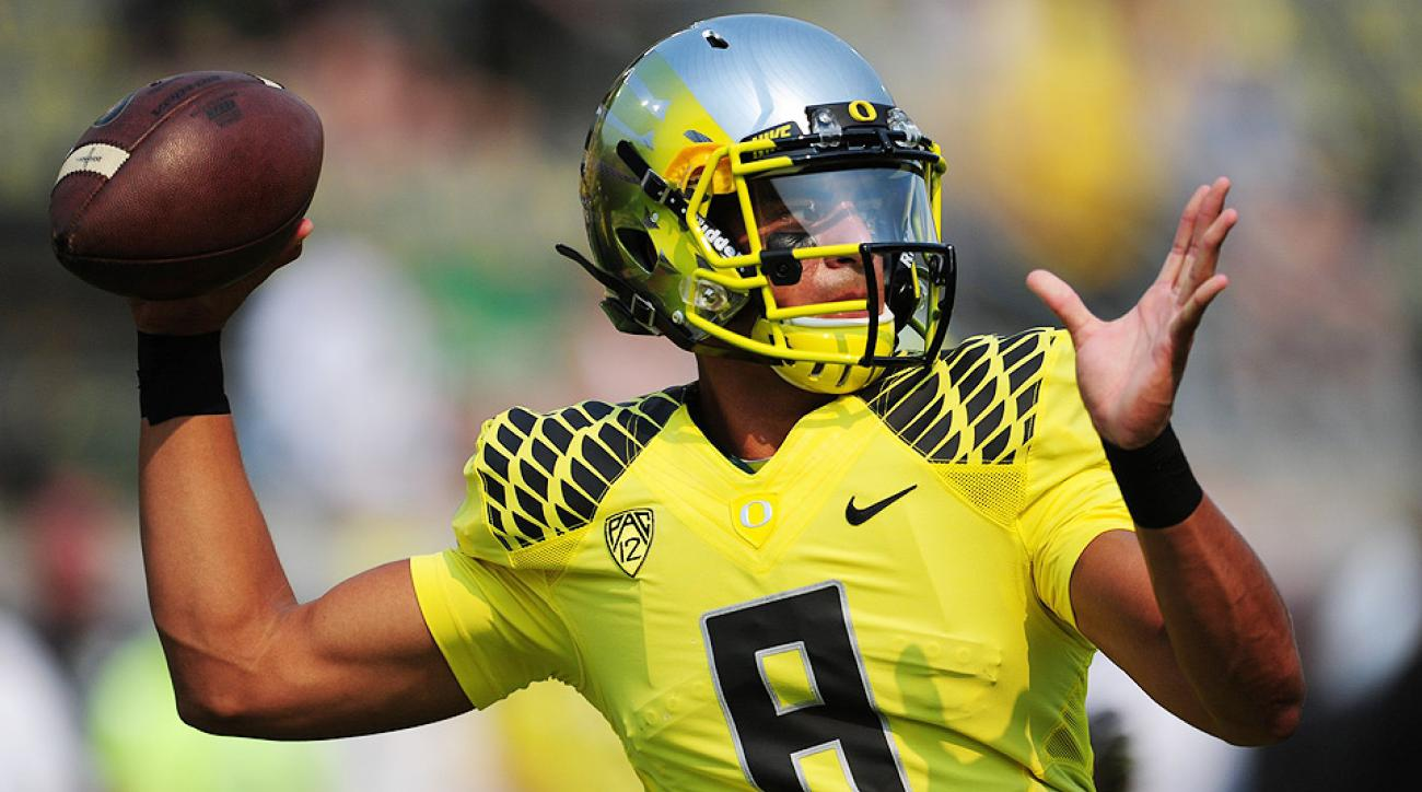 2015 NFL draft Big Board 2.0: Marcus Mariota leads the way