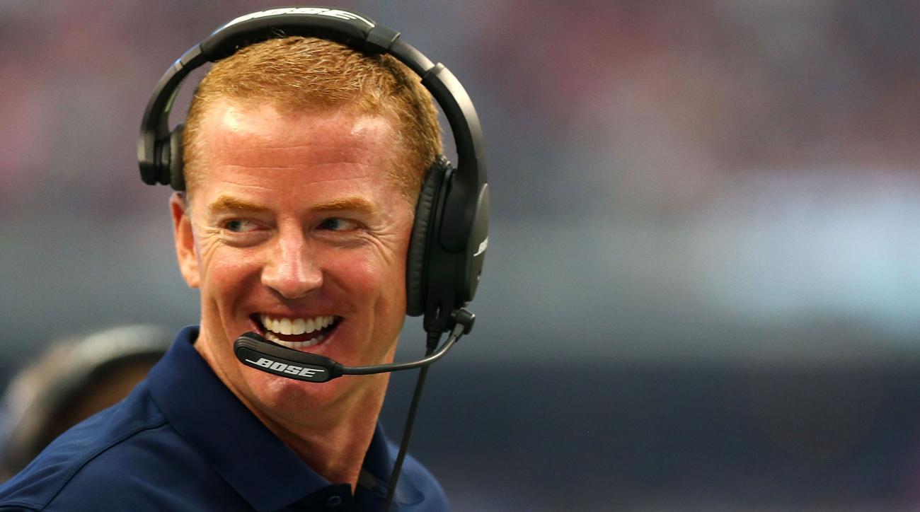 Cowboys coach Jason Garrett contract