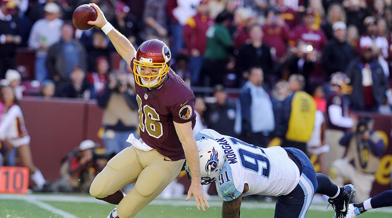 NFL Week 7: Denver Broncos D, Colt McCoy among best of week