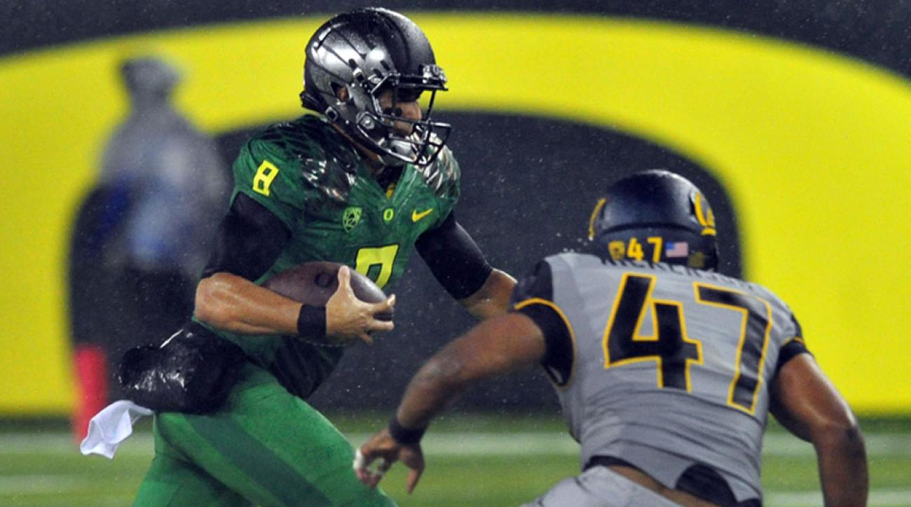Oregon Ducks Cal Bears watch online
