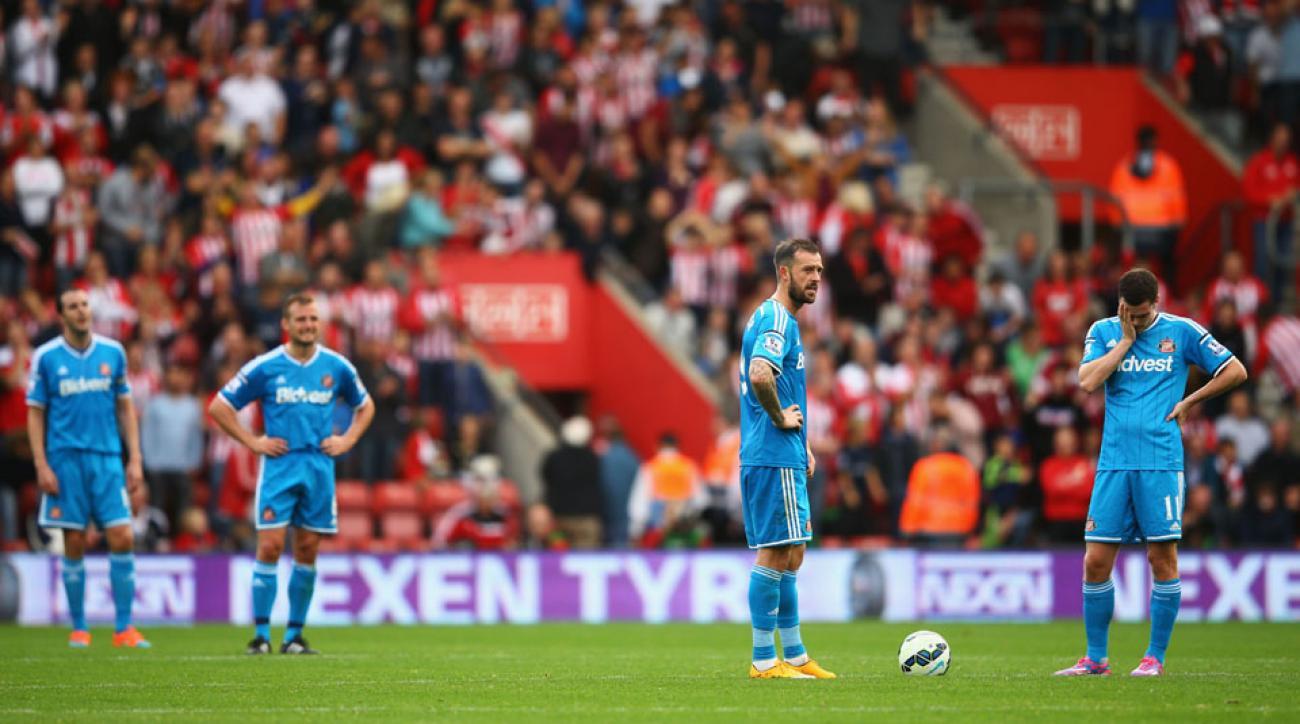 Sunderland southampton players fans ticket refund
