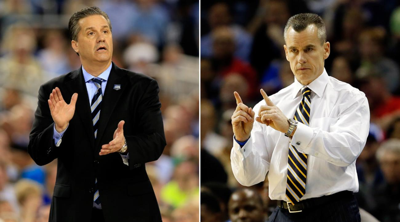 John Calipari, Billy Donovan