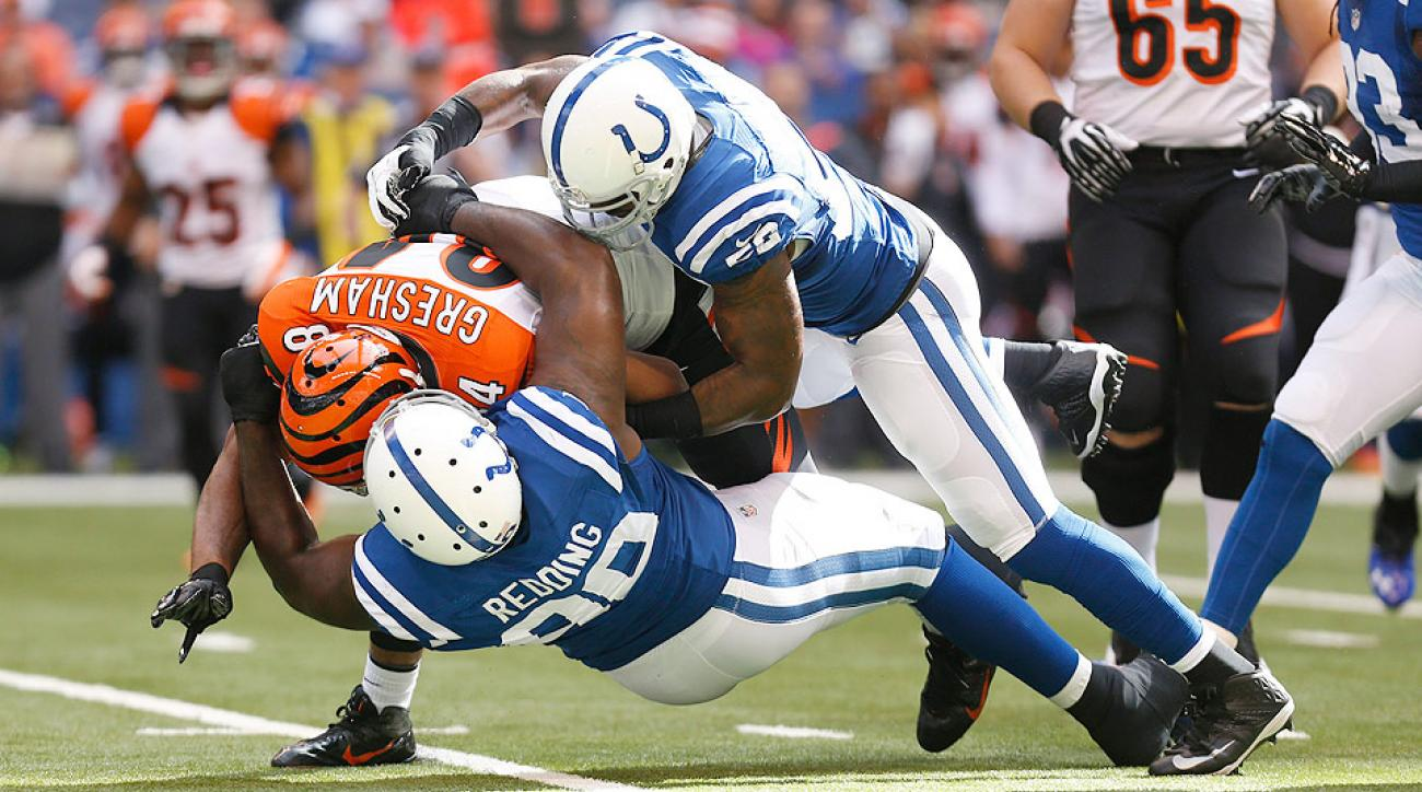 NFL Week 8: Indianapolis Colts, Green Bay Packers streaking