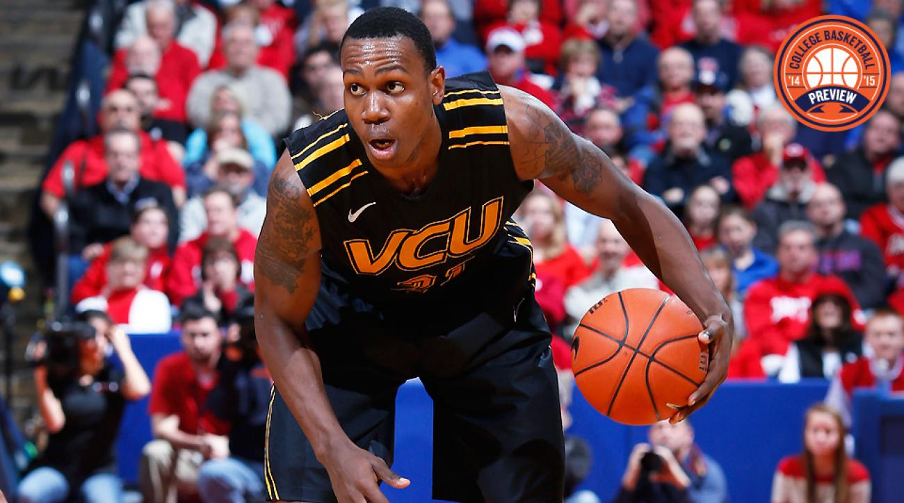 Treveon Graham leads VCU's most talented team under Shaka Smart.